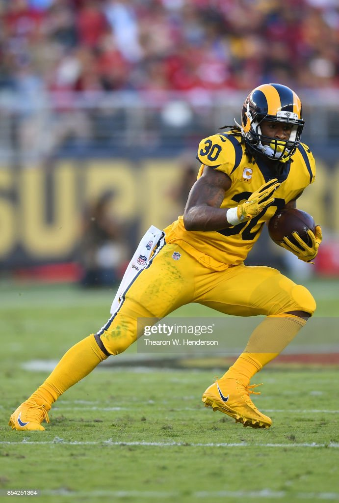 Los Angeles Rams v San Francisco 49ers : News Photo