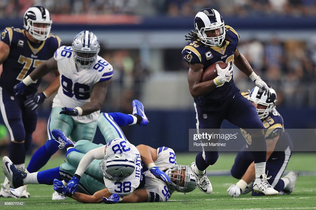 Los Angeles Rams v Dallas Cowboys : News Photo