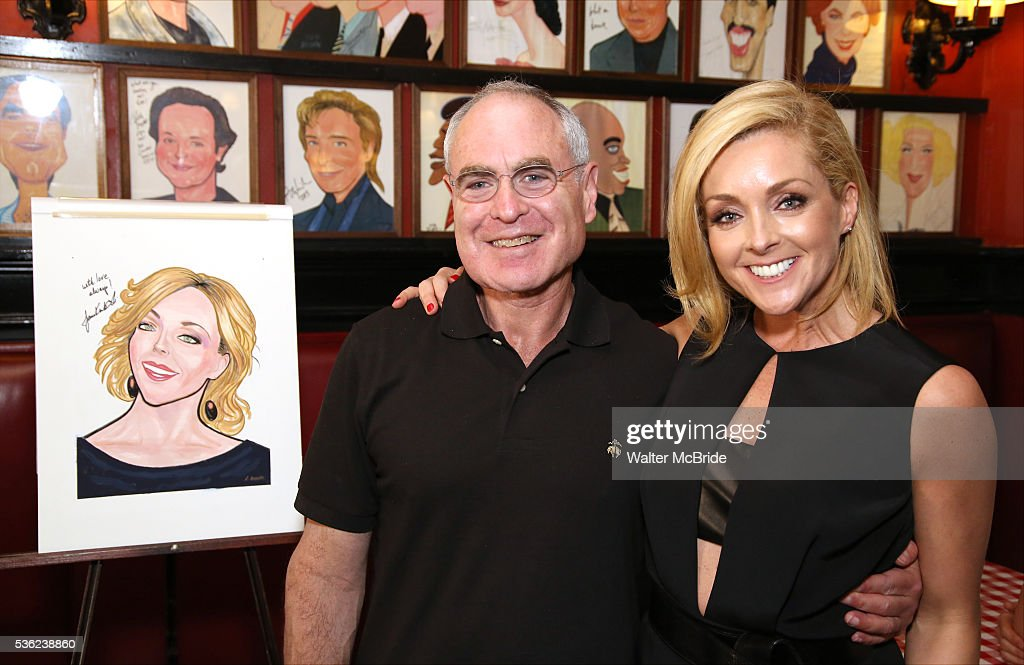 Todd Haimes and <a gi-track='captionPersonalityLinkClicked' href=/galleries/search?phrase=Jane+Krakowski&family=editorial&specificpeople=203166 ng-click='$event.stopPropagation()'>Jane Krakowski</a> attend the <a gi-track='captionPersonalityLinkClicked' href=/galleries/search?phrase=Jane+Krakowski&family=editorial&specificpeople=203166 ng-click='$event.stopPropagation()'>Jane Krakowski</a> Sardi's portrait unveiling at Sardi's on May 31, 2016 in New York City.
