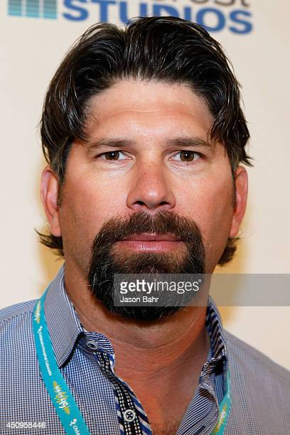 Todd Helton attends the grand opening of Seacrest Studios at Children's Hospital Colorado on June 20 2014 in Aurora Colorado
