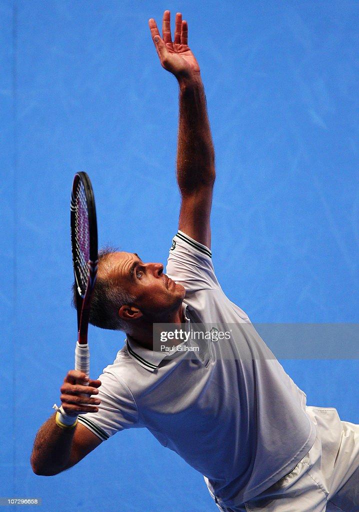 AEGON Masters Tennis - Day Four