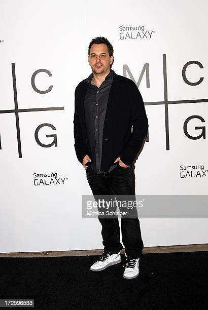 Todd Pendleton attends the 'Magna Carta Holy Grail' album release party at Pier 41 Liberty Warehouse on July 3 2013 in the Brooklyn borough of New...