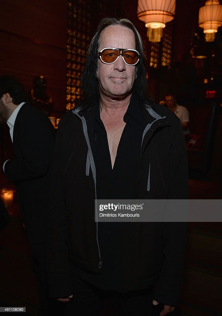 <a gi-track='captionPersonalityLinkClicked' href=/galleries/search?phrase=Todd+Rundgren&family=editorial&specificpeople=669124 ng-click='$event.stopPropagation()'>Todd Rundgren</a> attends 'The Leftovers' premiere after party at TAO on June 23, 2014 in New York City.