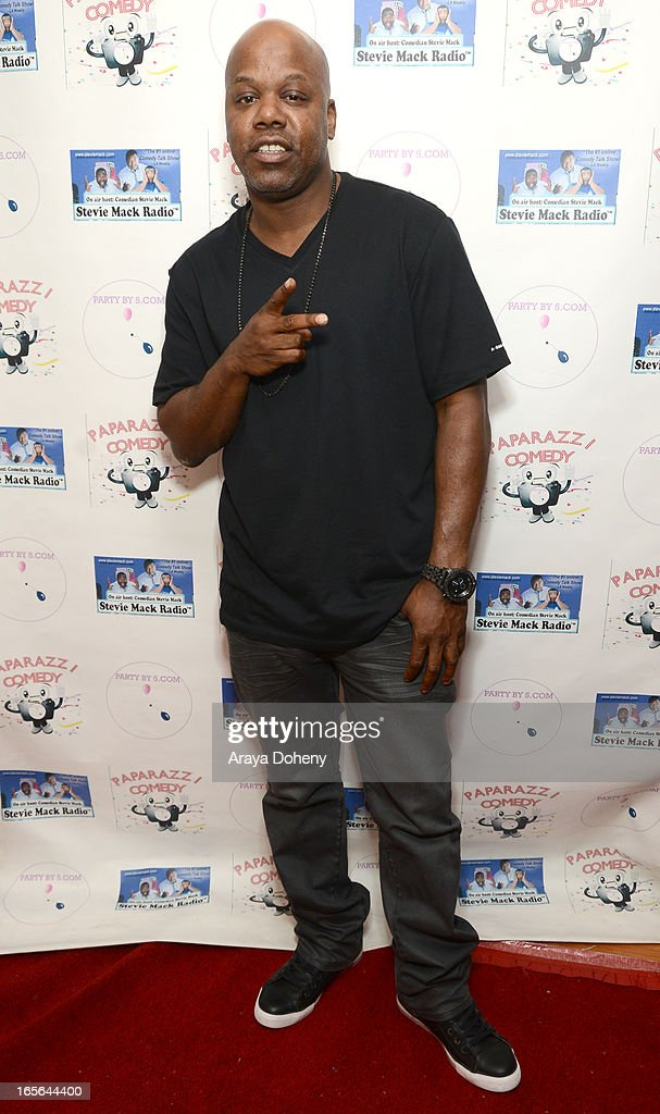 Todd Shaw aka Too Short attends the 3rd Annual Paparazzi Comedy Awards Supporting Autism Awareness on April 4, 2013 in Los Angeles, California.