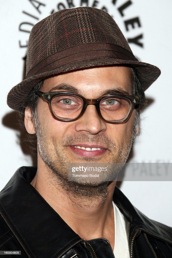 <a gi-track='captionPersonalityLinkClicked' href=/galleries/search?phrase=Todd+Stashwick&family=editorial&specificpeople=2969060 ng-click='$event.stopPropagation()'>Todd Stashwick</a> attends The Paley Center for Media and Warner Bros. Home Entertainment present 'Batman: The Dark Knight Returns - Part 2' premiere held at The Paley Center for Media on January 28, 2013 in Beverly Hills, California.