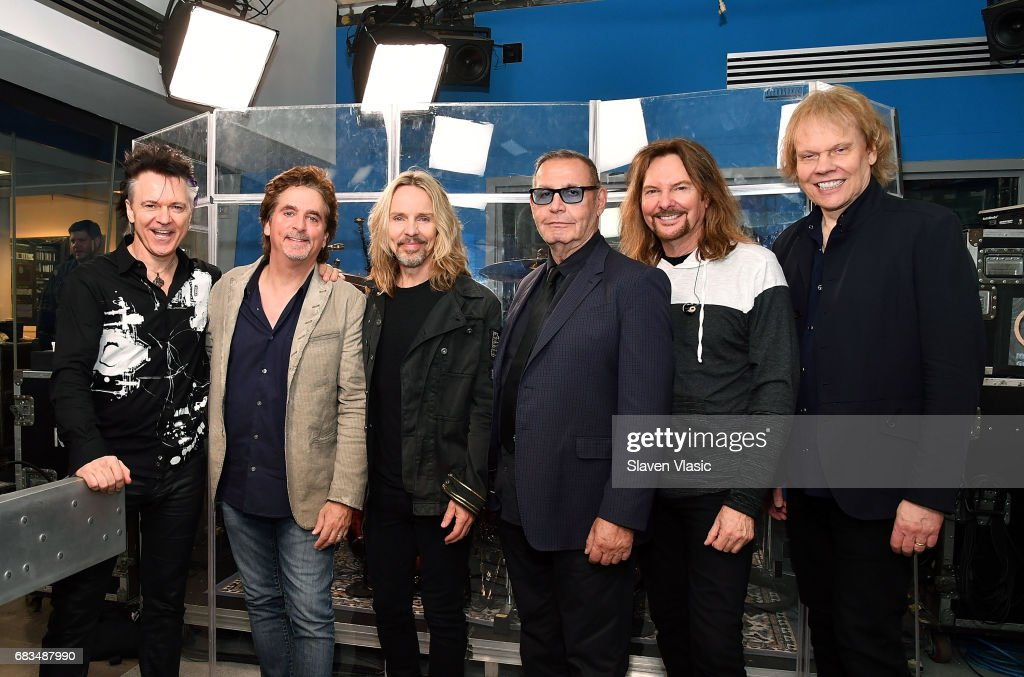 Celebrities Visit SiriusXM - May 15, 2017