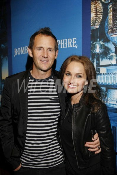 Todd Thompson And Giada De Laurentiis Attend The Aspen Peak Magazine Wireimage 102999625
