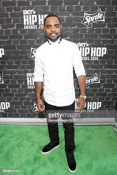 Todd Tucker attends the BET Hip Hop Awards 2014 presented by Sprite at Boisfeuillet Jones Atlanta Civic Center on September 20 2014 in Atlanta Georgia