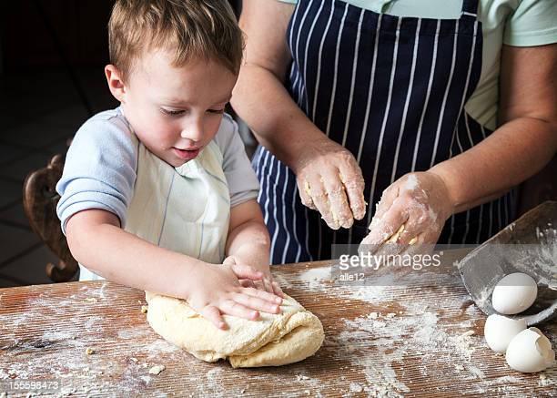 Rendendo Impasto per il pane