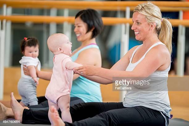 Toddler Yoga Class