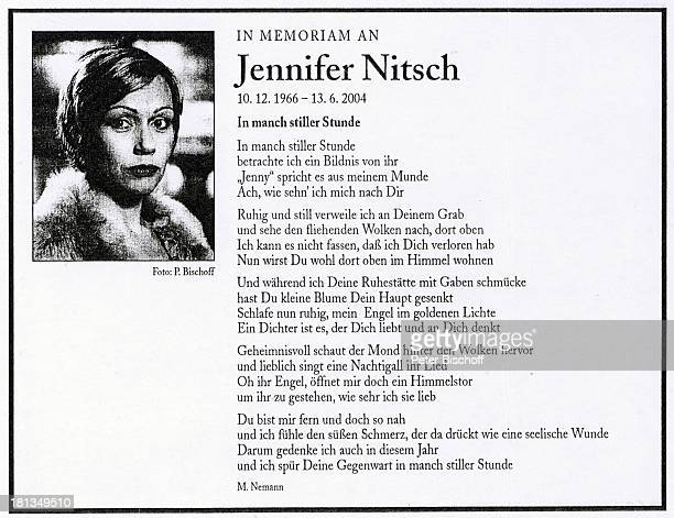 Jennifer Nitsch Grab