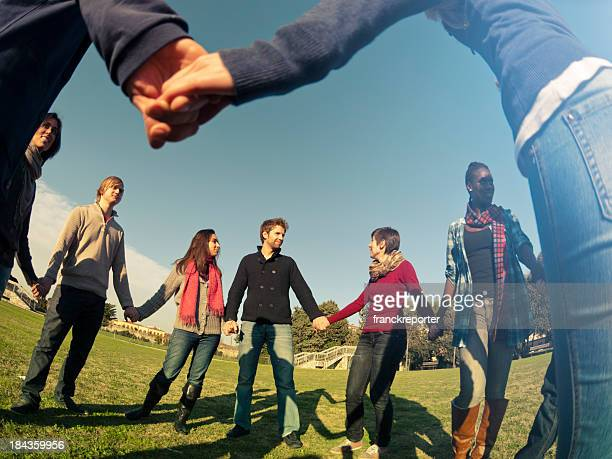 Together for a common idea - enjoy outdoors