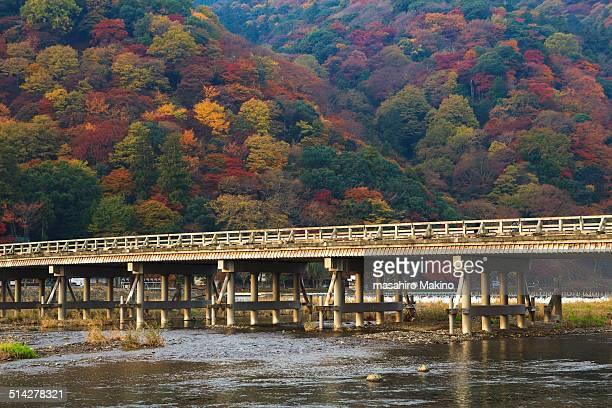 Togetsukyo Bridge at Arashiyama