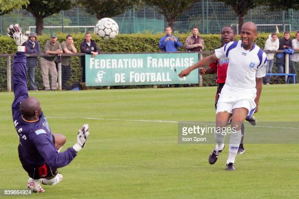 Toifilou MAOULIDA UNFP / Auxerre Clairefontaine