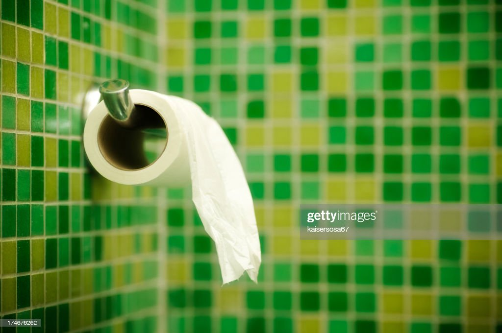 toilet paper : Stock Photo