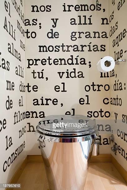 Toilette & Poem modernes design