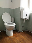 toilet room service