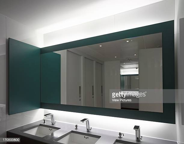 Toilets Office Building George Street Office Europe United Kingdom Allies and Morrison