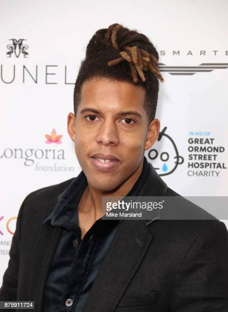 Tokio Myers attends The Global Gift Gala London held at Corinthia Hotel London on November 18 2017 in London England