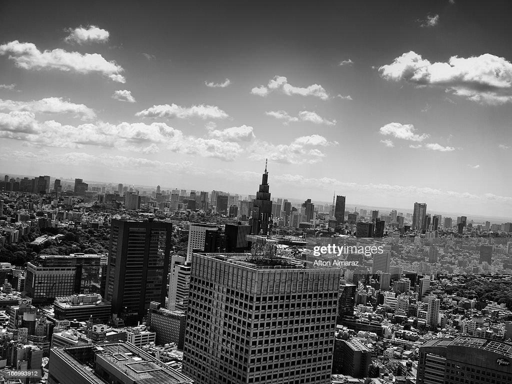 Tokyo City Japan : Stock Photo