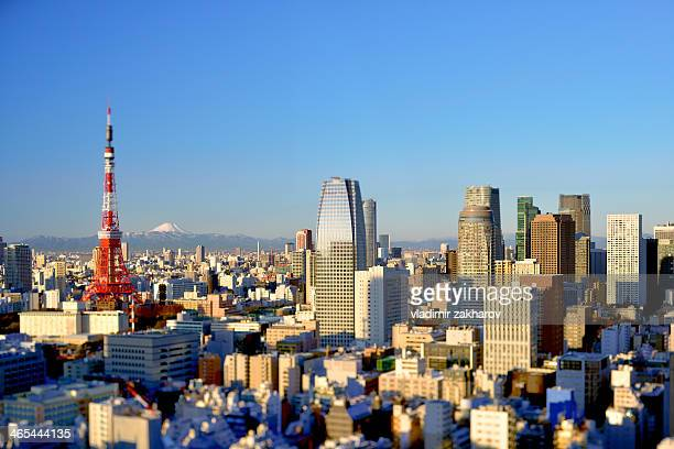 Tokyo Downtown vista