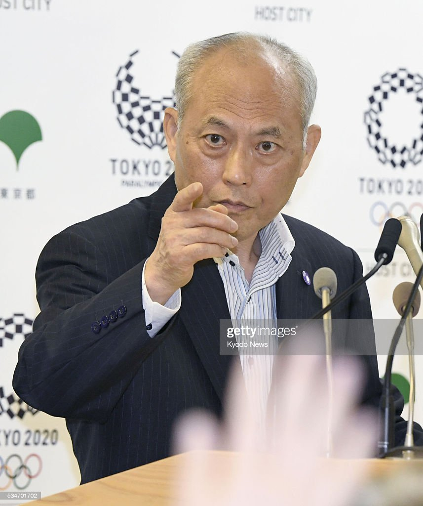 Tokyo Gov. <a gi-track='captionPersonalityLinkClicked' href=/galleries/search?phrase=Yoichi+Masuzoe&family=editorial&specificpeople=4473580 ng-click='$event.stopPropagation()'>Yoichi Masuzoe</a> attends a press conference at the metropolitan government office on May 27, 2016. On allegations that he used political funds for private purposes, Masuzoe declined to give a detailed account.