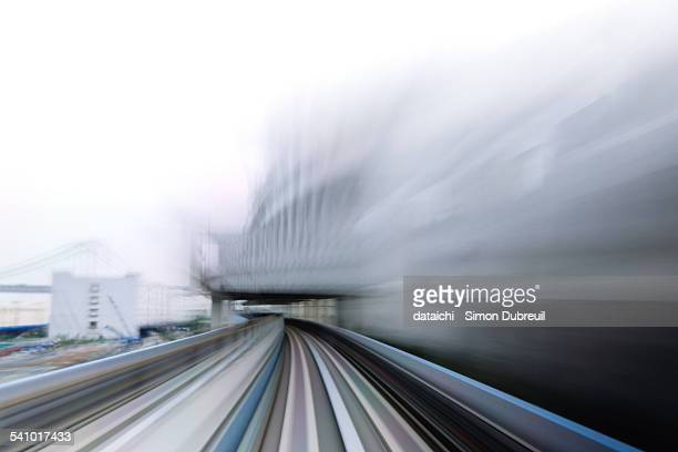 Tokyo high speed white / black