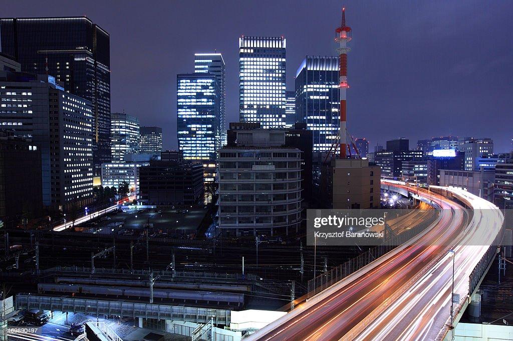Tokyo Highways 3355 : Stock Photo