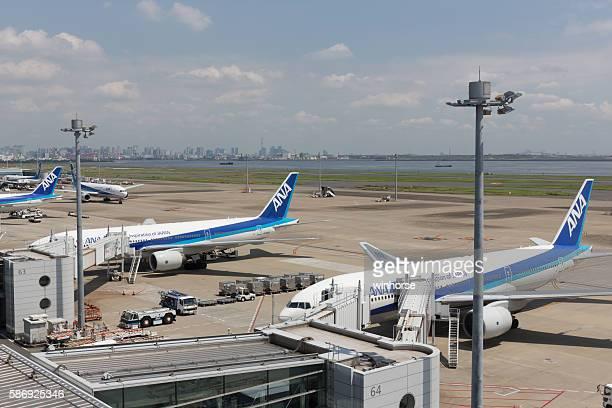 日本東京国際空港(