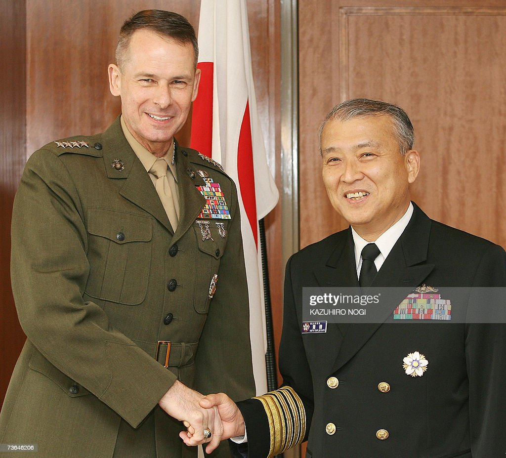Peter pace getty images for Chair joint chiefs of staff