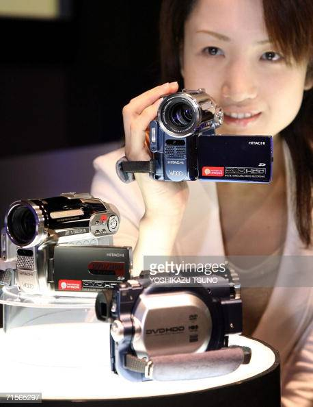Japanese Electronics Giant Hitachi Unvei Pictures