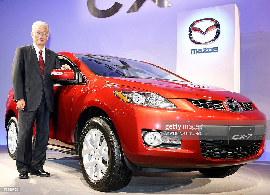 Who Is The Maker Of Mazda – My Cars Pictures