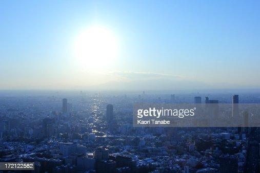 Tokyo × Light : Stock Photo