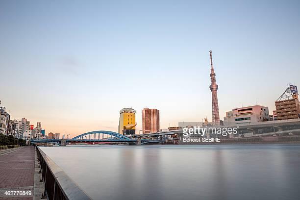 Tokyo Long Exposure