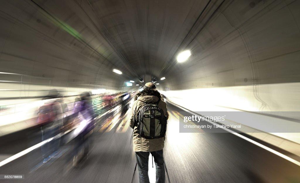 Tokyo Metropolitan Expressway, Yamate Tunnel