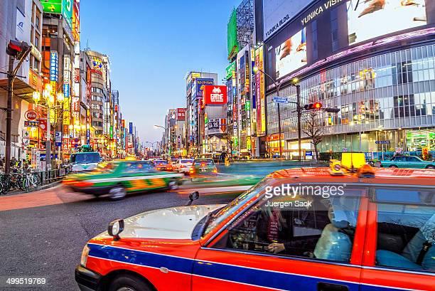 東京新宿ネオン