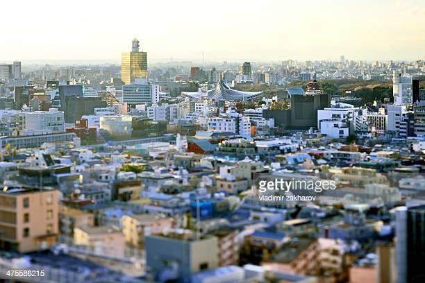Tokyo Omotesando Bird's-eye view