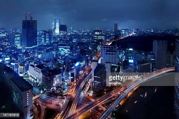 tokyo rush hour