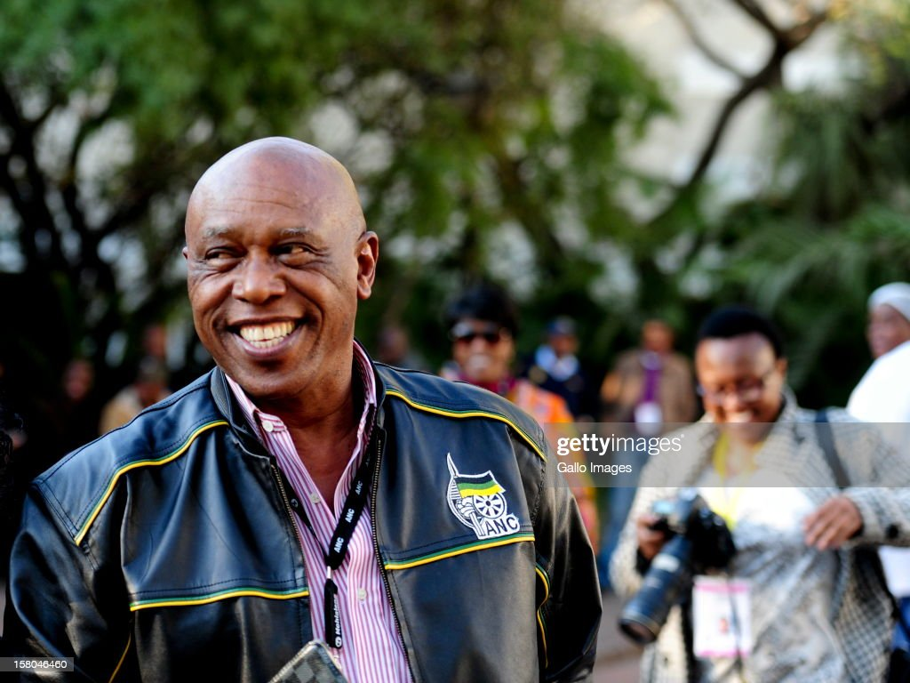 Tokyo Sexwale on the last day of the ANC's four-day policy conference held at Gallagher Estate in Johannesburg, South Africa on June 29, 2012. The conference is said to be a 'preparatory conference' for the ANC's national elective conference to be held in Mangaung in December.