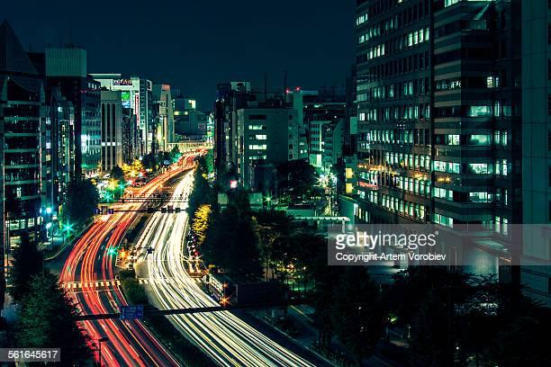 Tokyo, Shinjuku at night