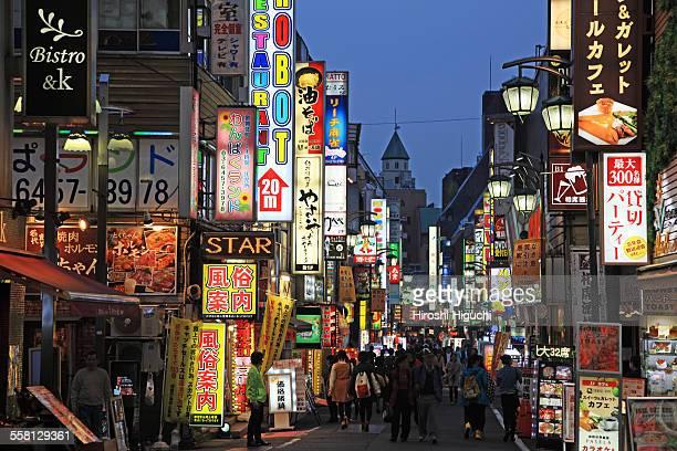 Tokyo, Shinjuku, Kabukicho