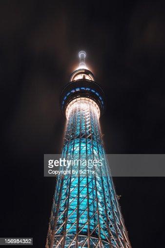 Tokyo Sky Tree : Stockfoto