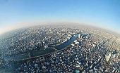 Sumida. Tokyo. Japan.