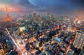 Tokyo Storm