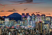 Tokyo Urban Glow