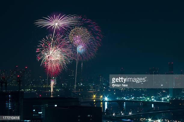 Tokyo-Bay Fireworks