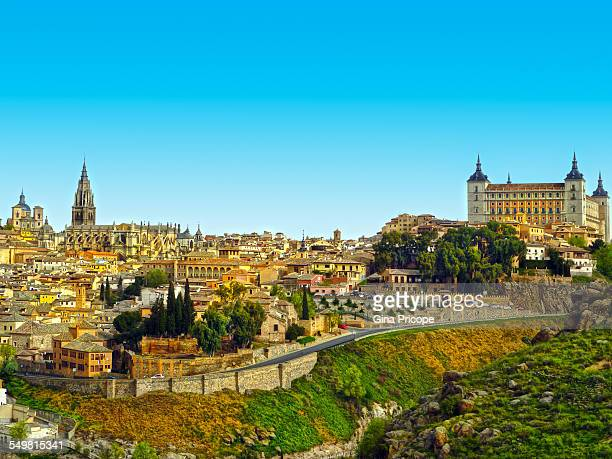 Toledo view, Spain