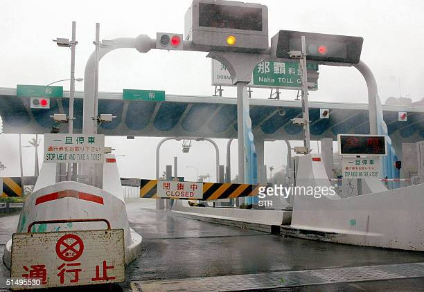 Turnpike Gate Stock Photos And Pictures Getty Images