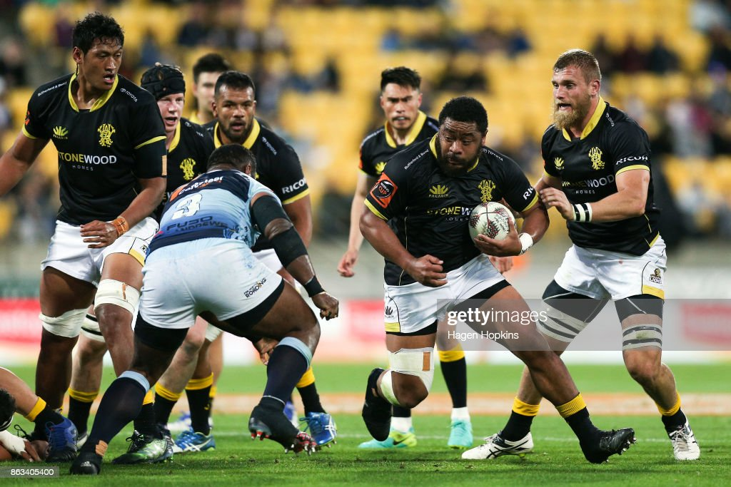 Mitre 10 Cup: Semi Final - Wellington v Northland