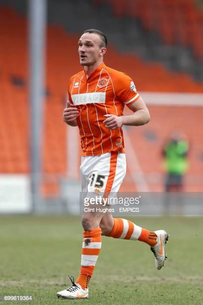 Tom Aldred Blackpool